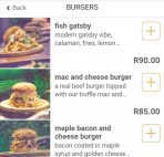 App Burgers